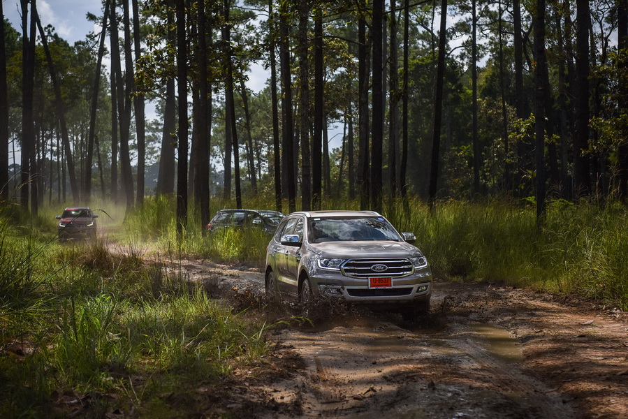 Ford Everest 20