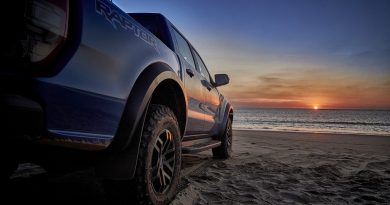 Ford Ranger Raptor The Mysterious Journey (Open)