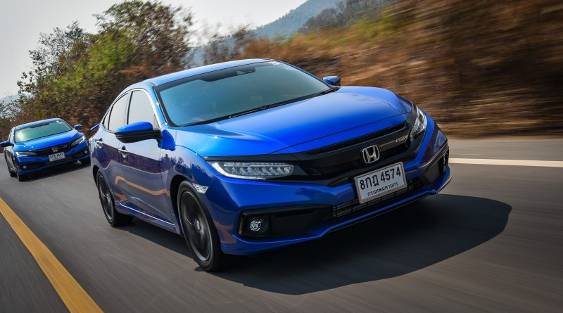 Honda Civic Turbo RS 2019 (Open)