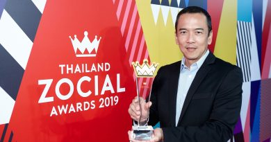 Ford won Thailand Zocial Awards 2019
