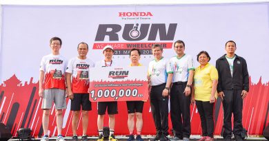 Honda RUN We Share Wheelchair-01