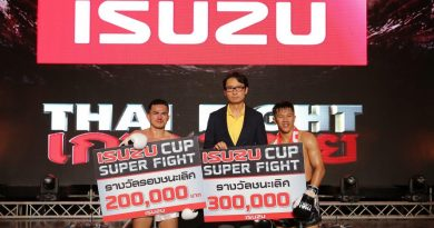 ISUZU CUP SUPER FIGHT 2019-01