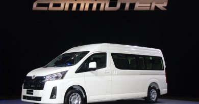 New Toyota Commuter