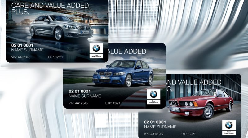 Care and Value Added Card