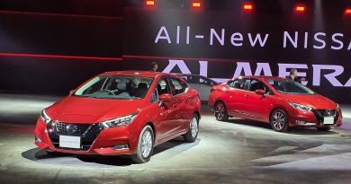 All New Nissan Almera (Pic Open)