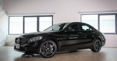 Mercedes-Benz C 300 e Pic Open