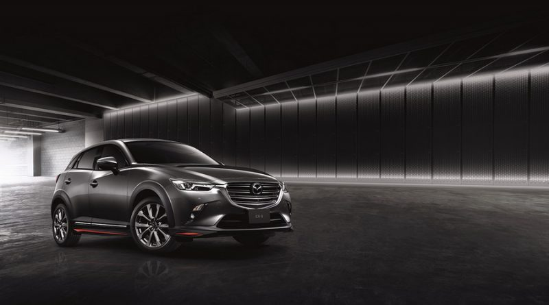 New Mazda CX-3 Pic Open