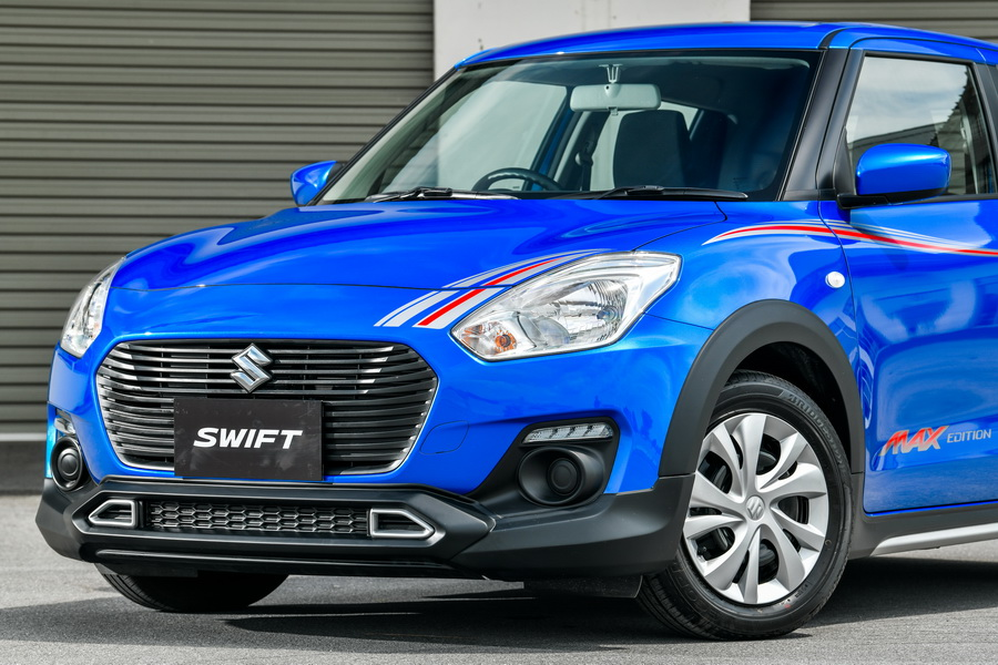 Suzuki Swift GL Max 2