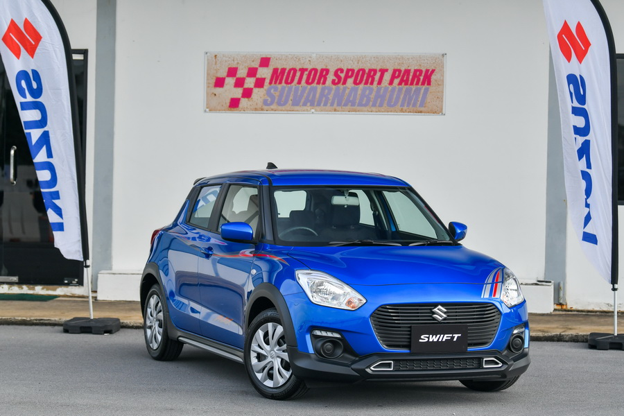 Suzuki Swift GL Max 1
