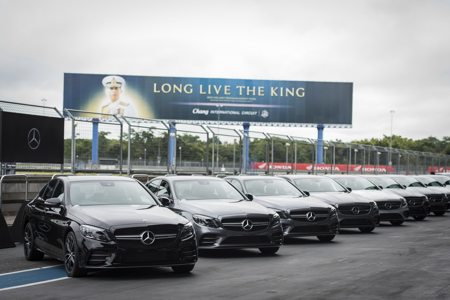 AMG Circuit Experience 2020 3