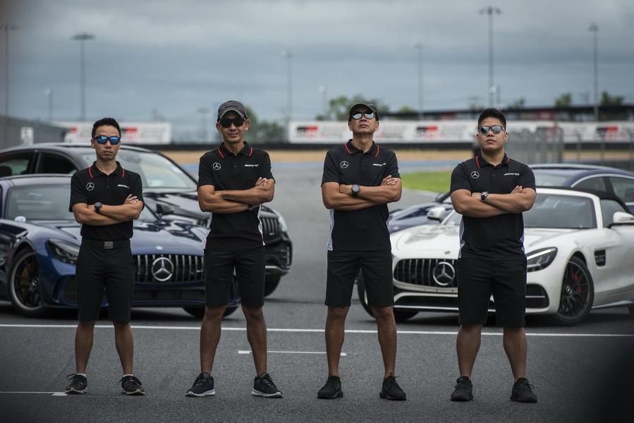 AMG Circuit Experience 2020 2