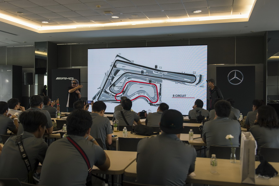 AMG Circuit Experience 2020 4