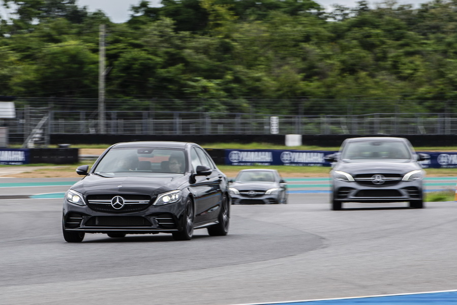 AMG Circuit Experience 2020 8