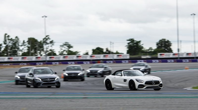 AMG Circuit Experience 2020 Pic open