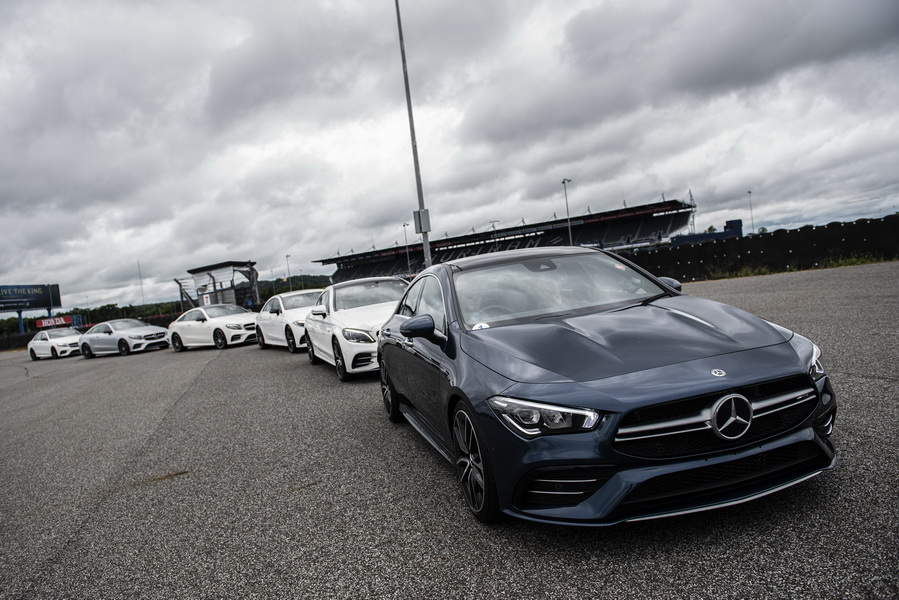 AMG Circuit Experience 2020 11