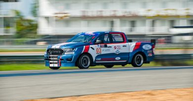 Ford Thailand Racing Pic Open