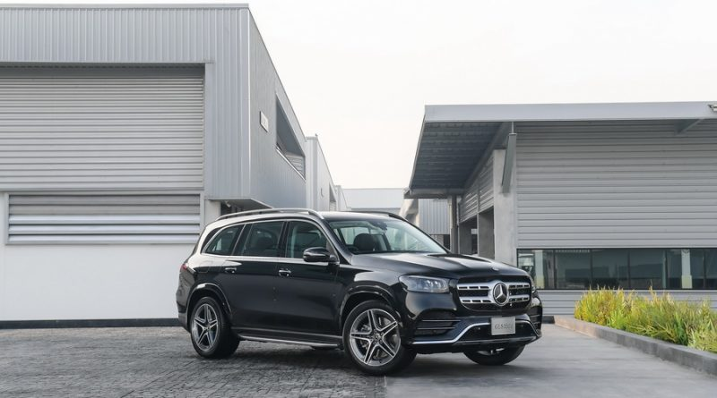 Mercedes-Benz GLS 350 d Pic Open